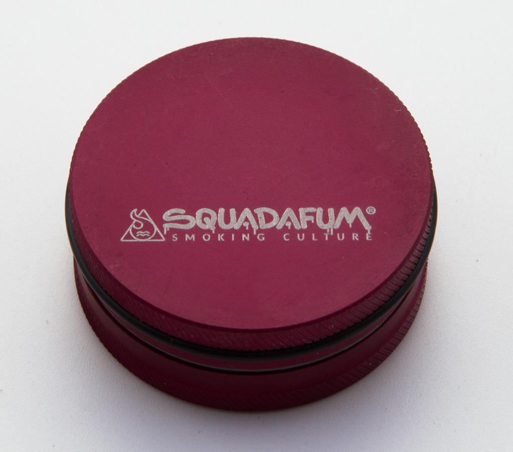 Triturador Squadafum 4001 vermelho