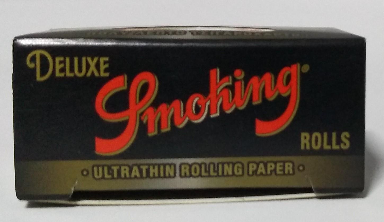 Papel Smoking Deluxe Rolls