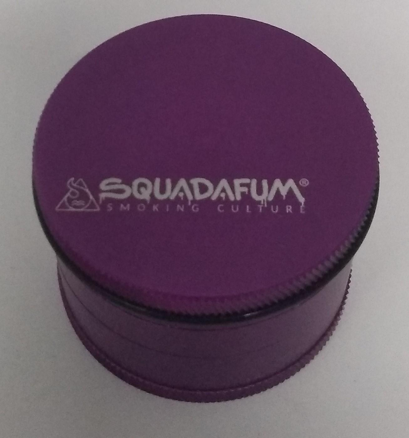 Triturador Squadafum 4010 Roxo