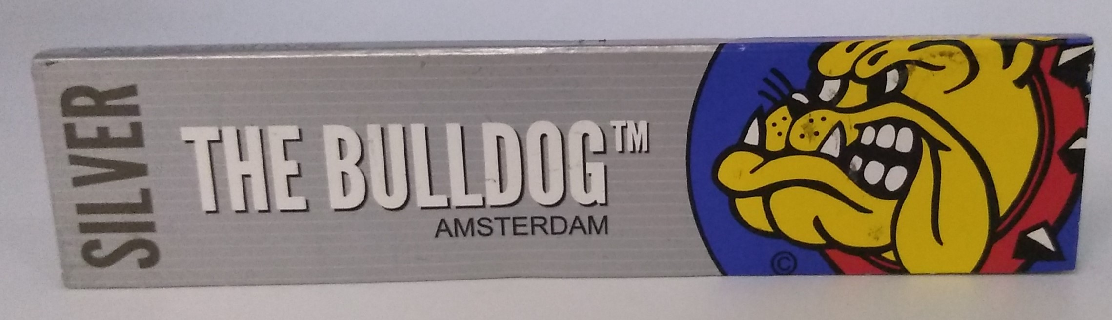 Papel The Bulldog Silver King Size