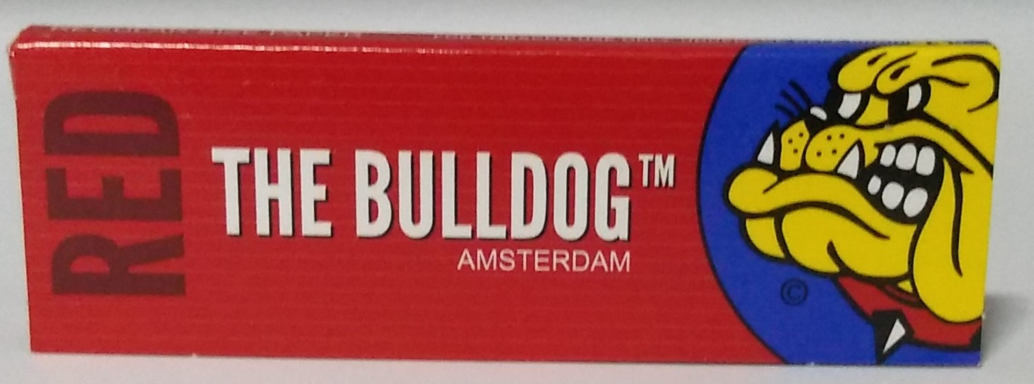 Papel The Bulldog Red 1.1/4