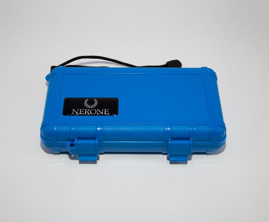 Caixa Umidora Nerone para Viagem Azul