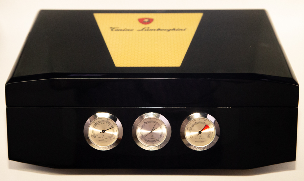 Caixa Umidora Lamborghini