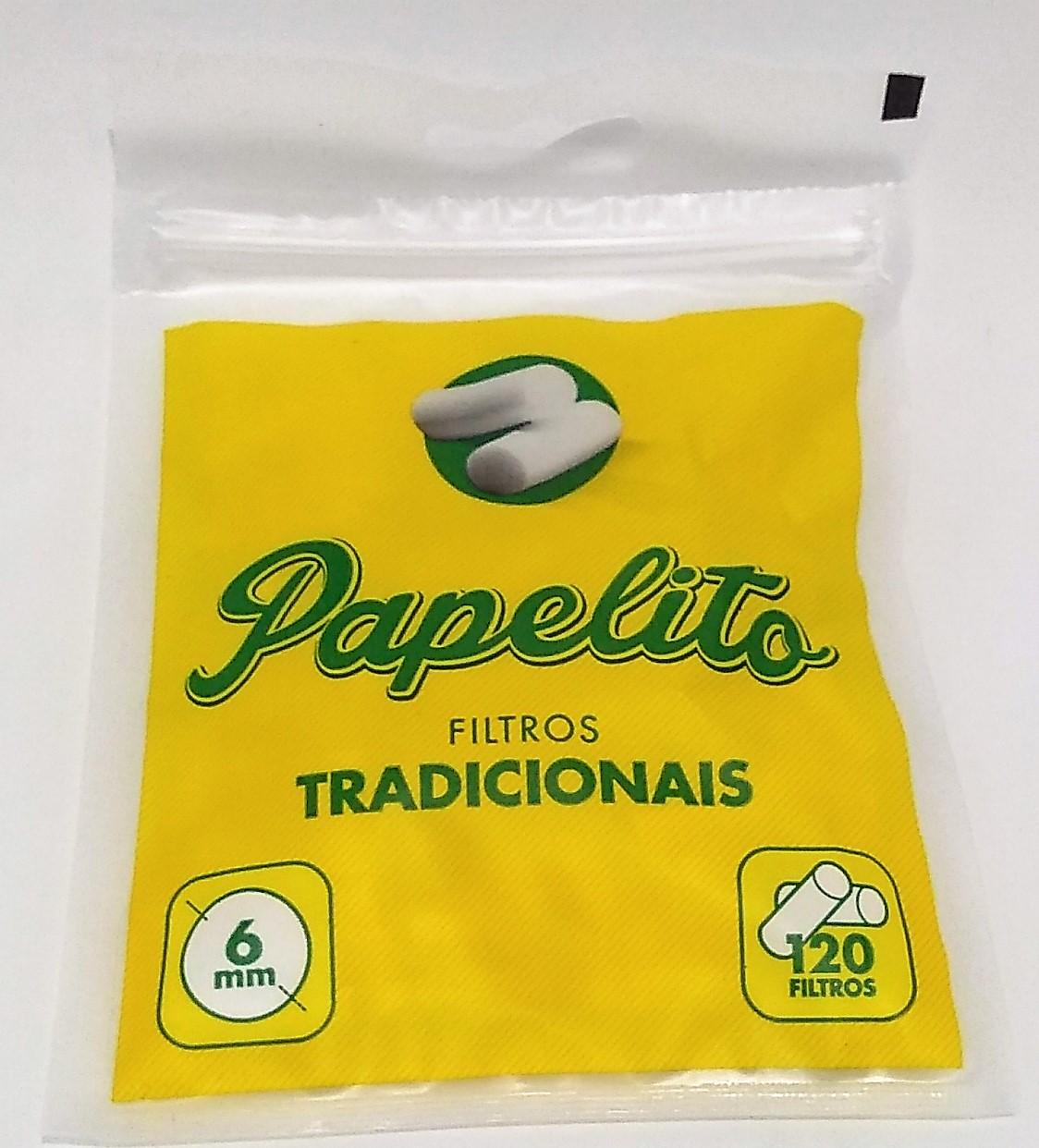 Filtro Papelito Slim