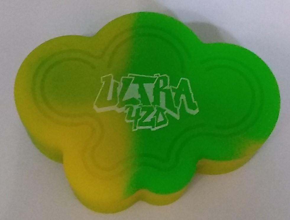 Contêiner Ultra eco- Verde/ amarelo