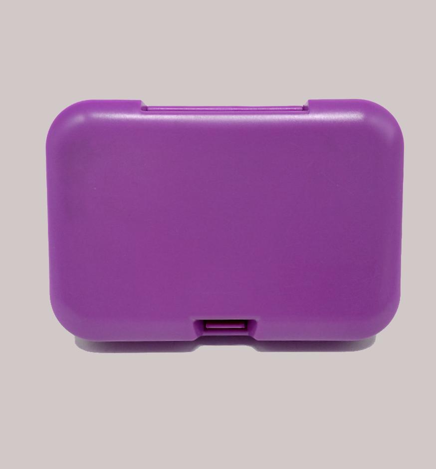 Case Plástico Tabaco Box Lilas