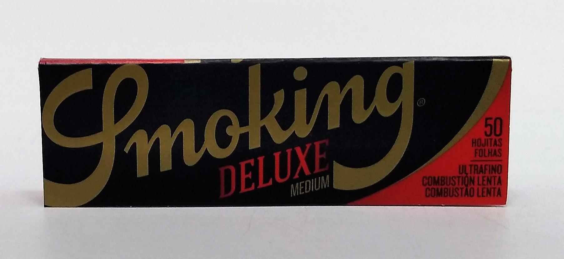 Papel Smoking Deluxe 1.1/4