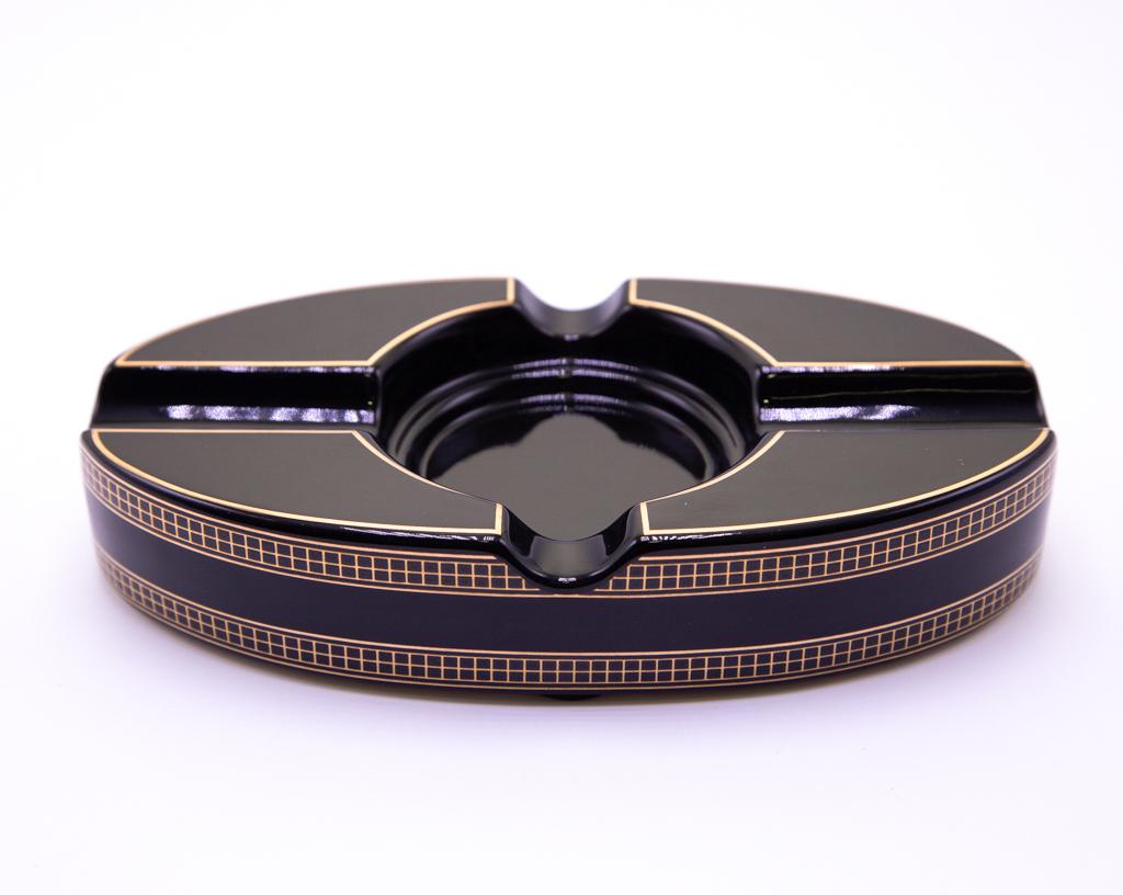 Cinzeiro pra Charuto Cerâmica 1916-1