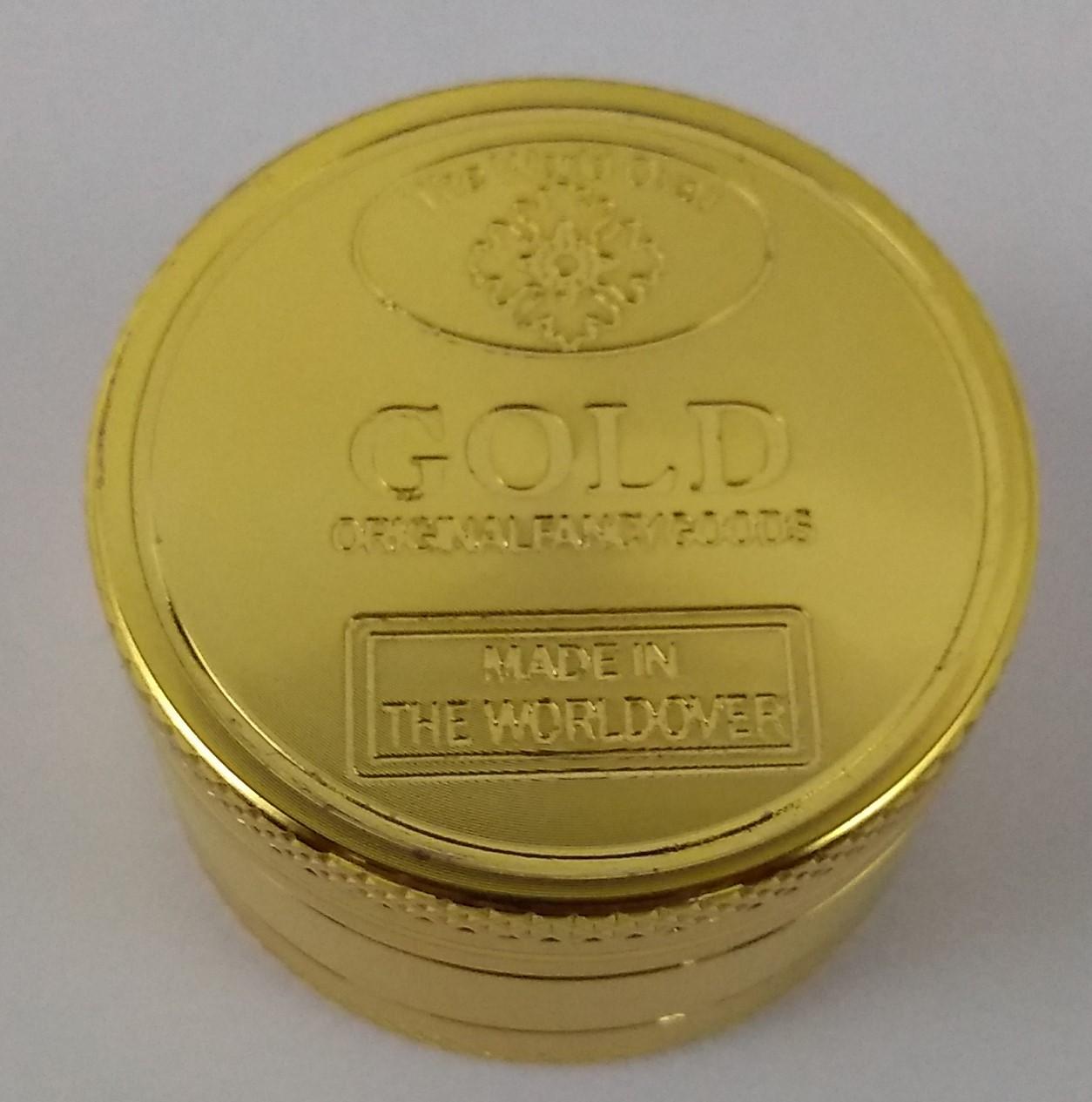 Triturador Metal Gold