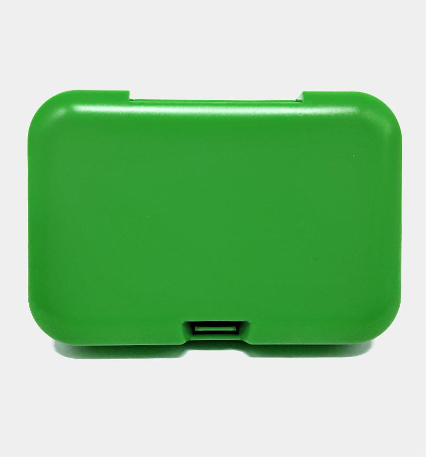 Case Plástico Tabaco Box Verde