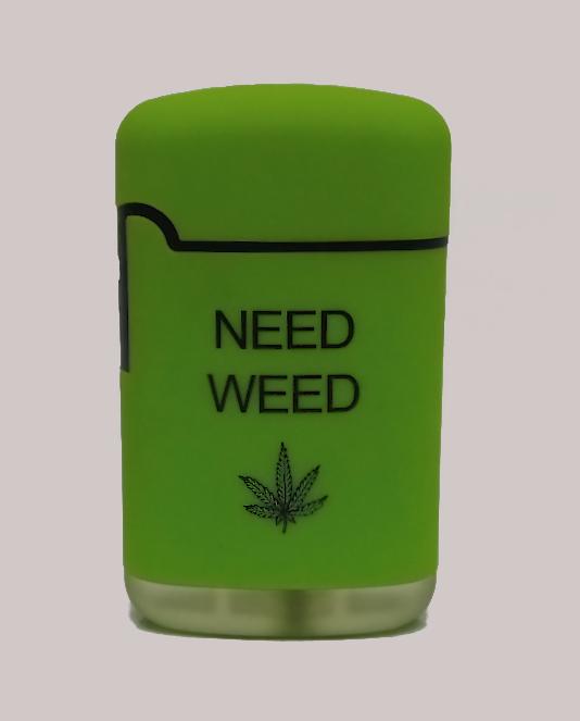 Zengaz Mega Jet Ilustrado Need Weed