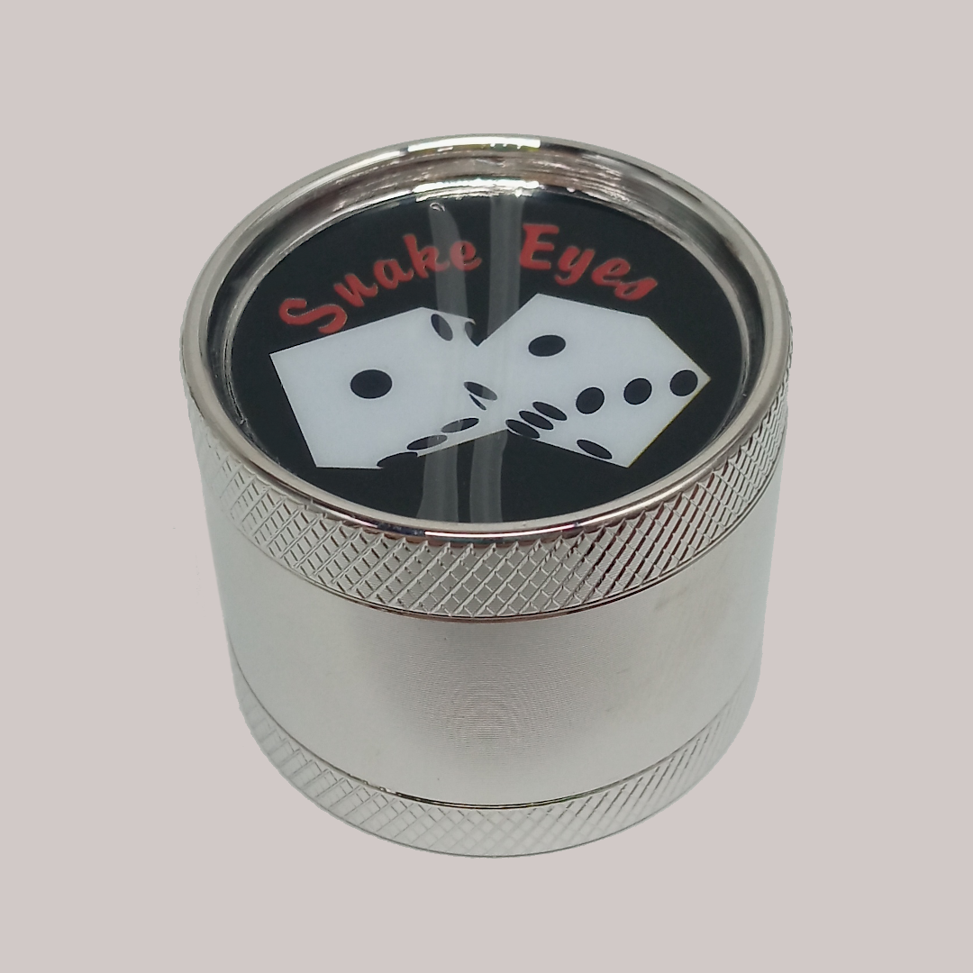 Triturador Metal Naipes 03