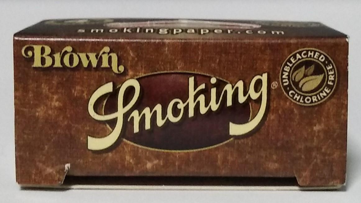 Papel Smoking Brown Rolls