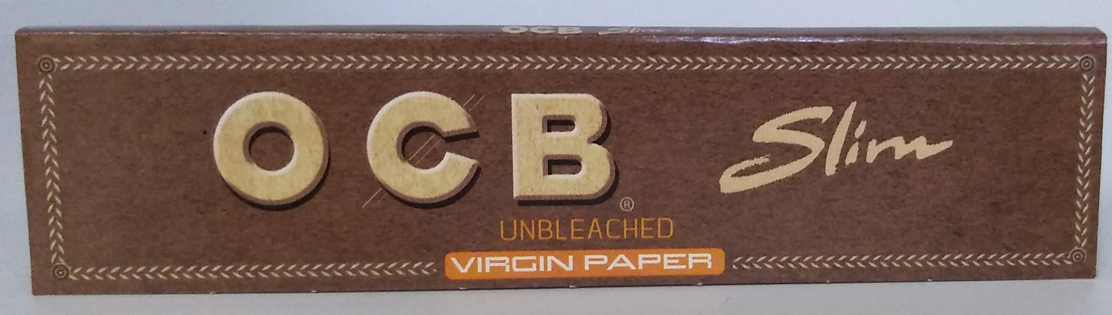 Papel OCB Umbleached  King Size