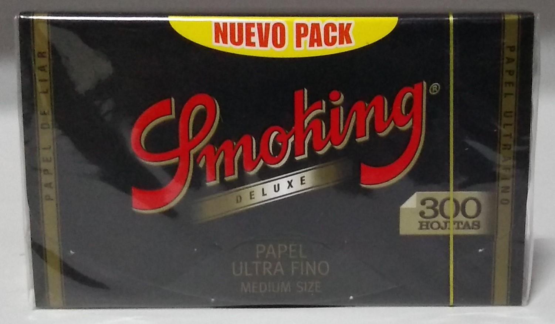Papel Smoking Deluxe bloc 1.1/4