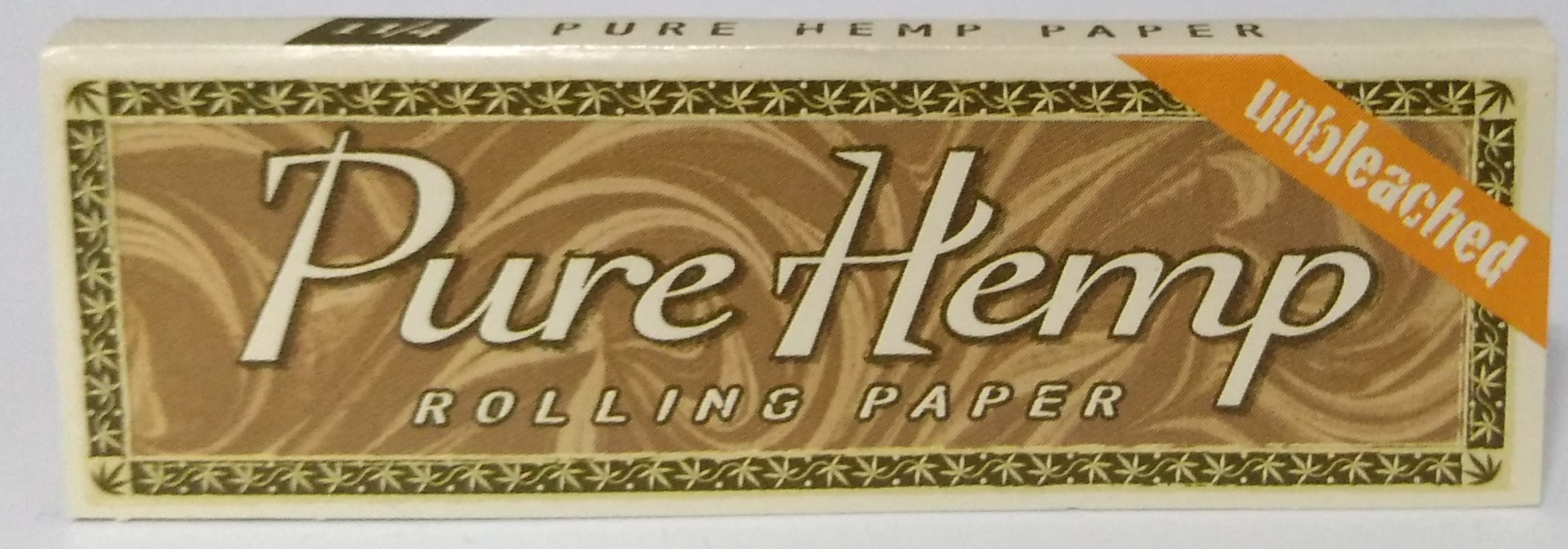 Papel Pure Hemp Umbleached1.1/4