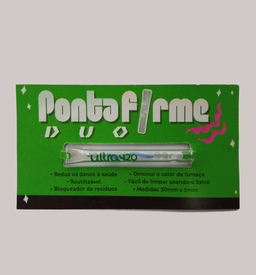 Piteira Ponta Firme Duo