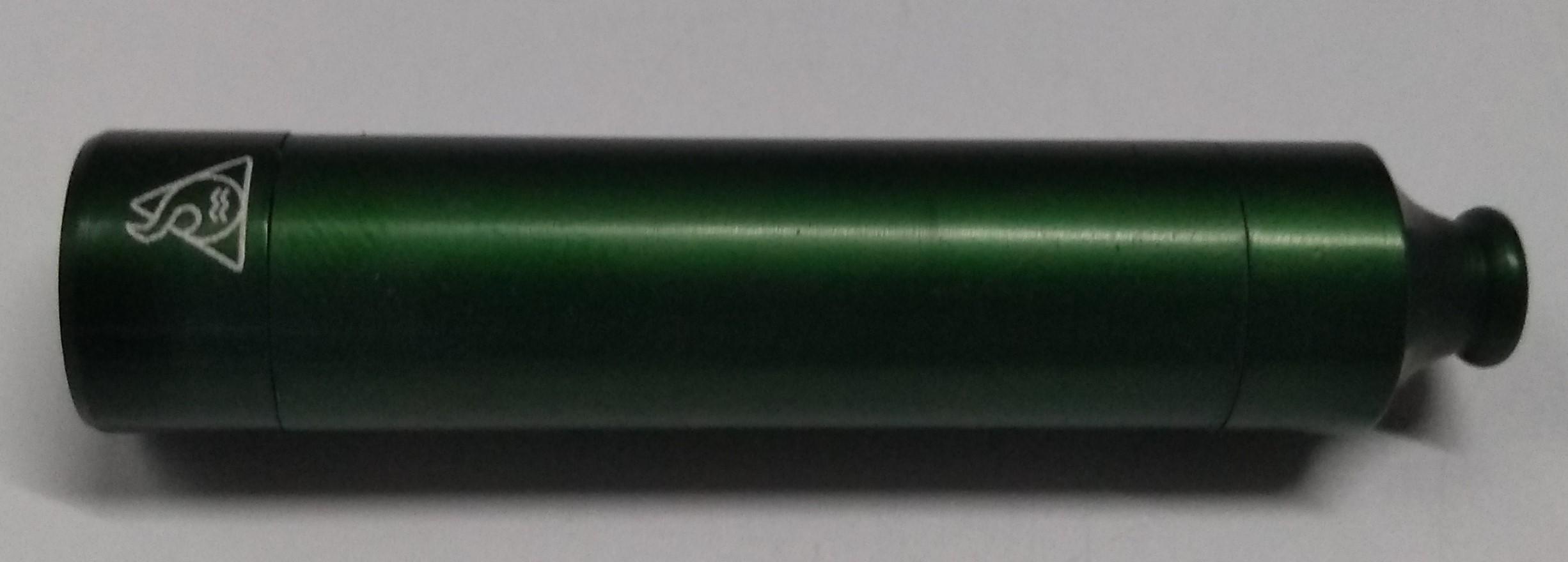 Pipe Metal SDF 2004 - Verde