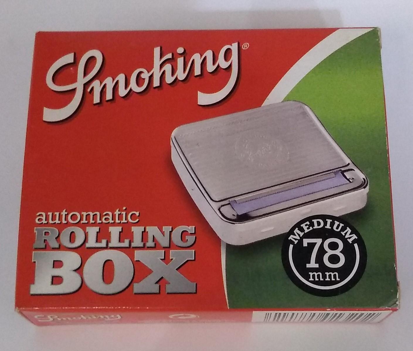 Maquina Smoking Automática