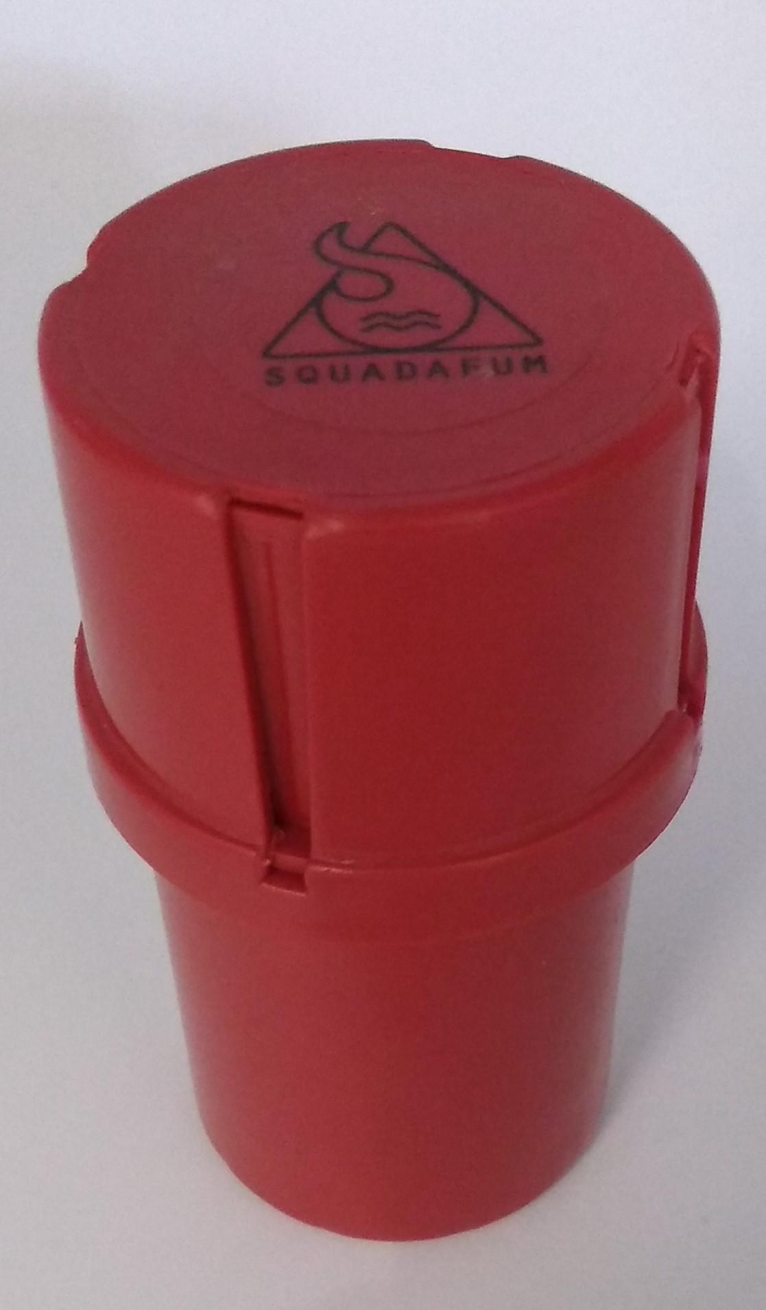 Triturador  Squadafum 4005 Vermelho