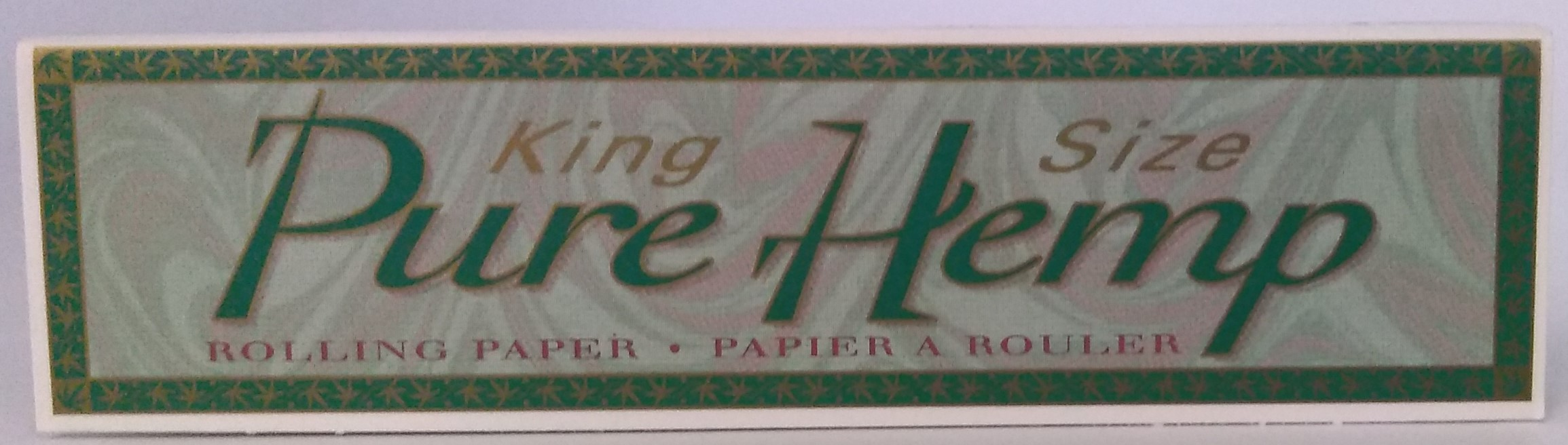 Papel Pure Hemp  King Size