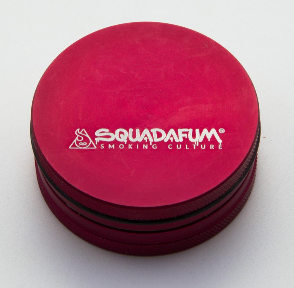 Triturador  Squadafum 4002 - vermelho
