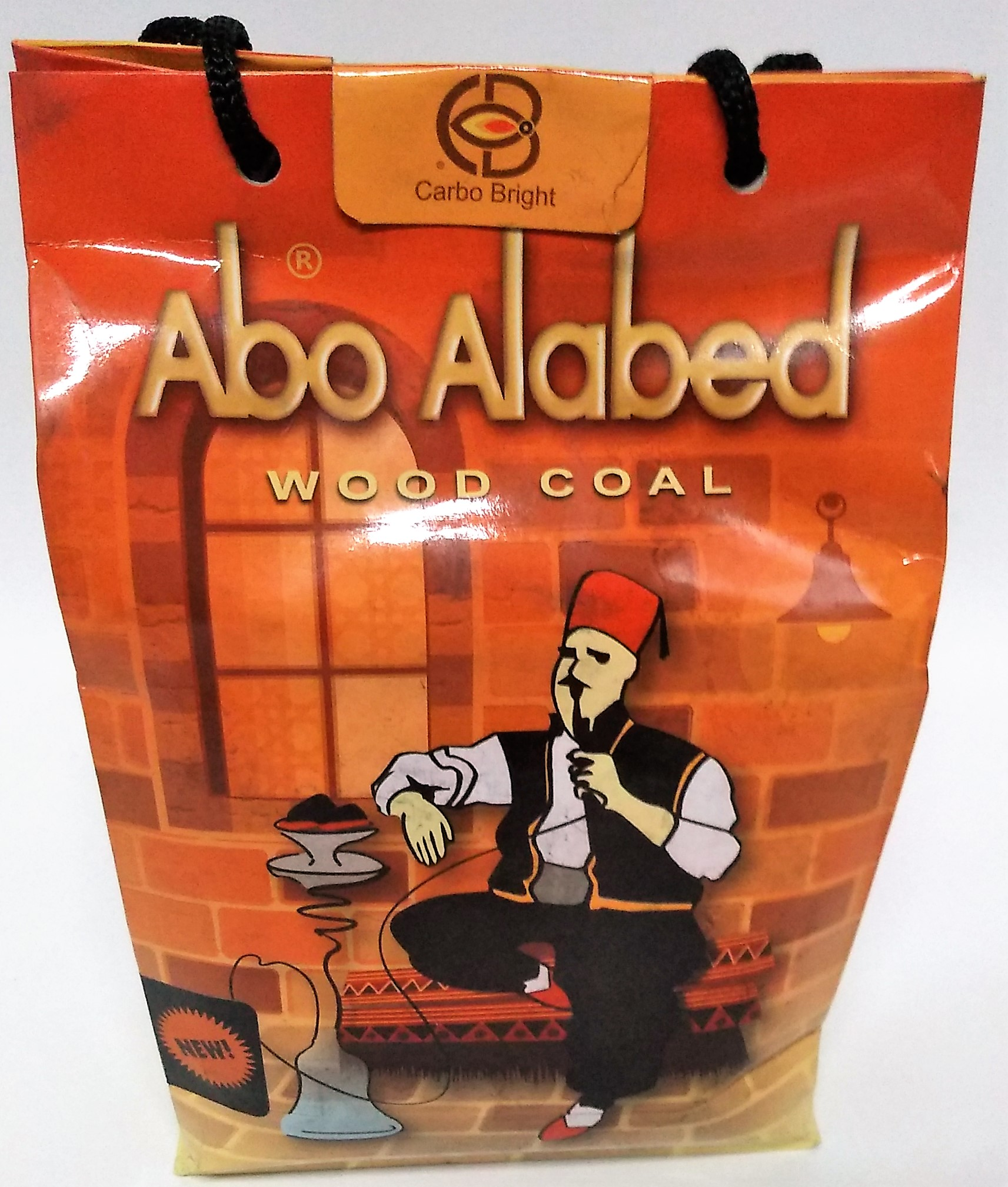 Carvão Abo Alabed - Pacote