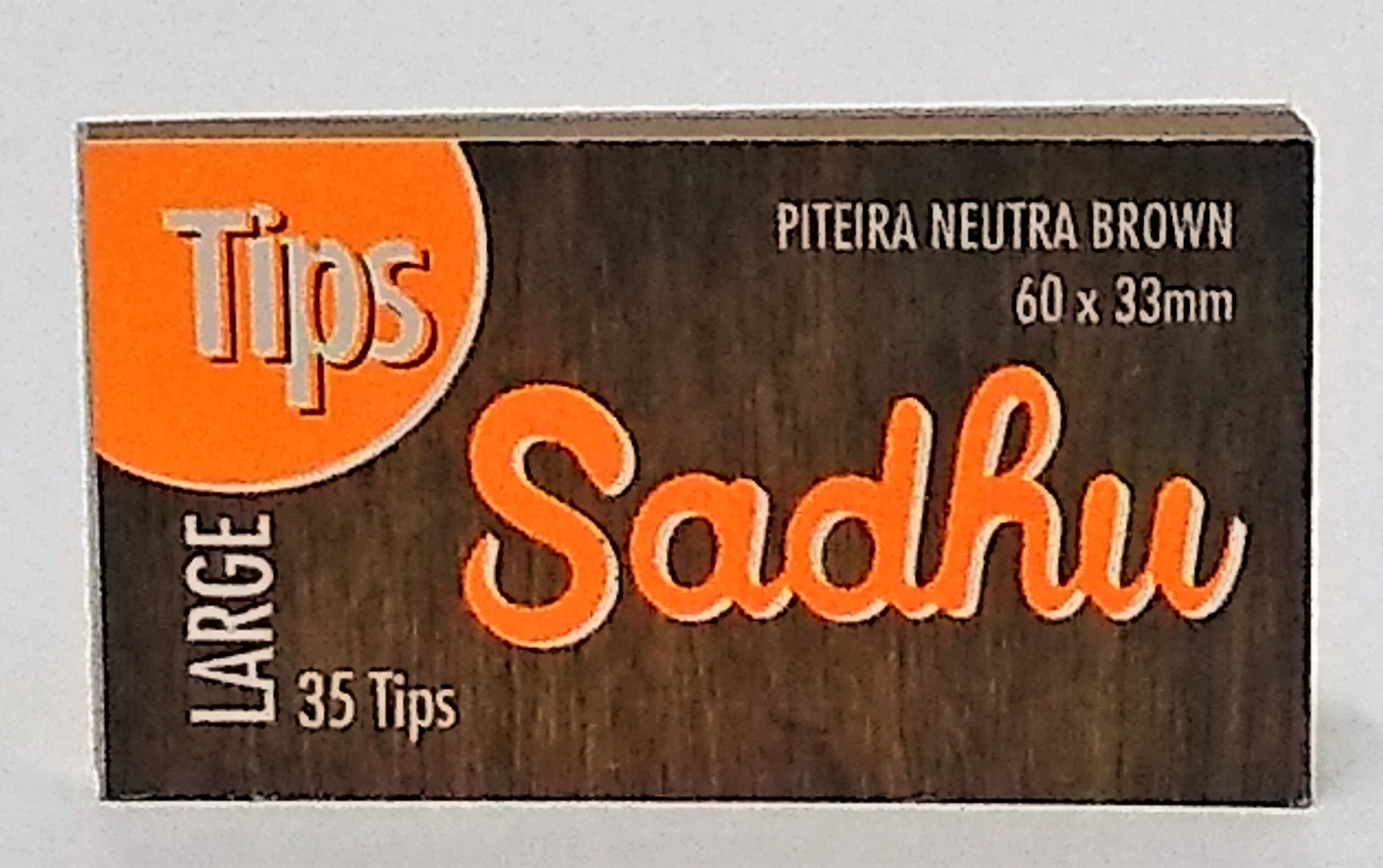 Tips Sadhu Brown Large
