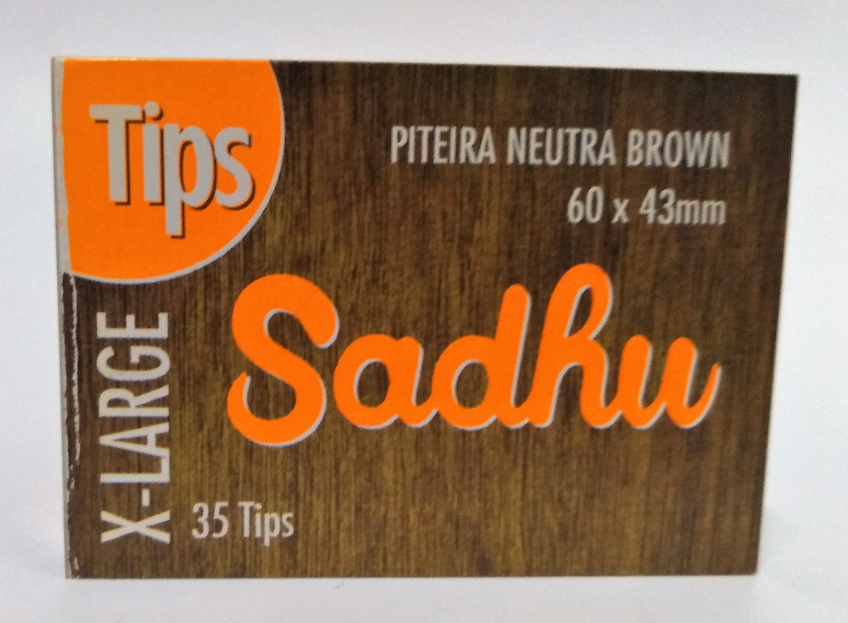 Tips Sadhu Brown  X-Large