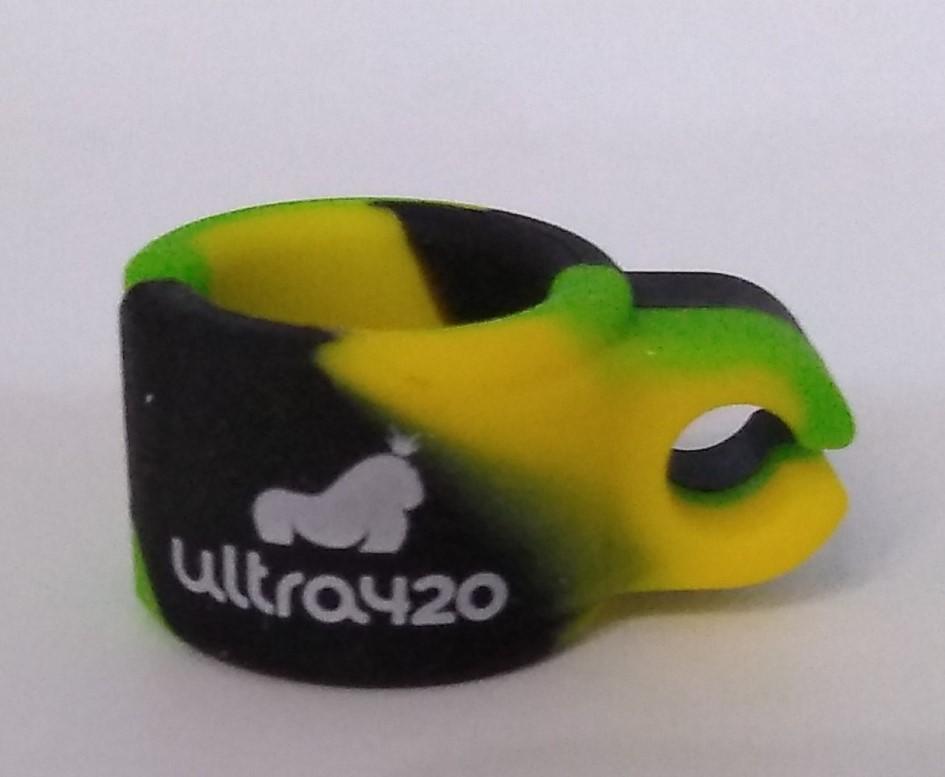 Ultra anel, Verde, Amarelo e Preto
