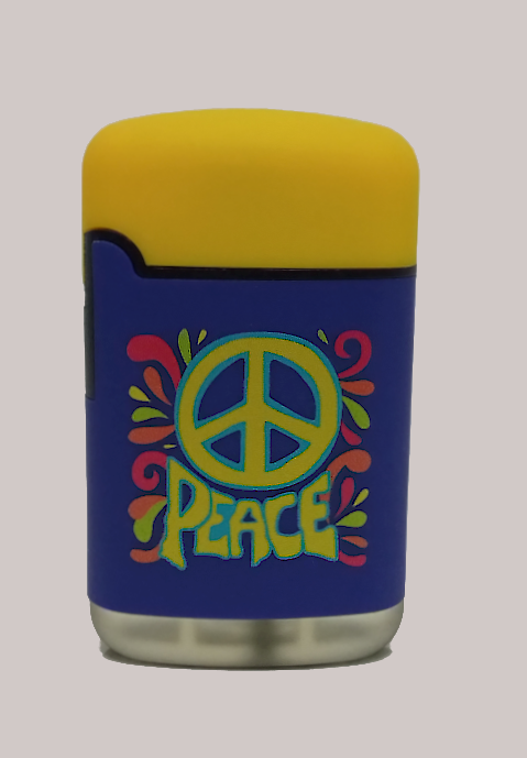 Zengaz Mega Jet ilustrado Peace