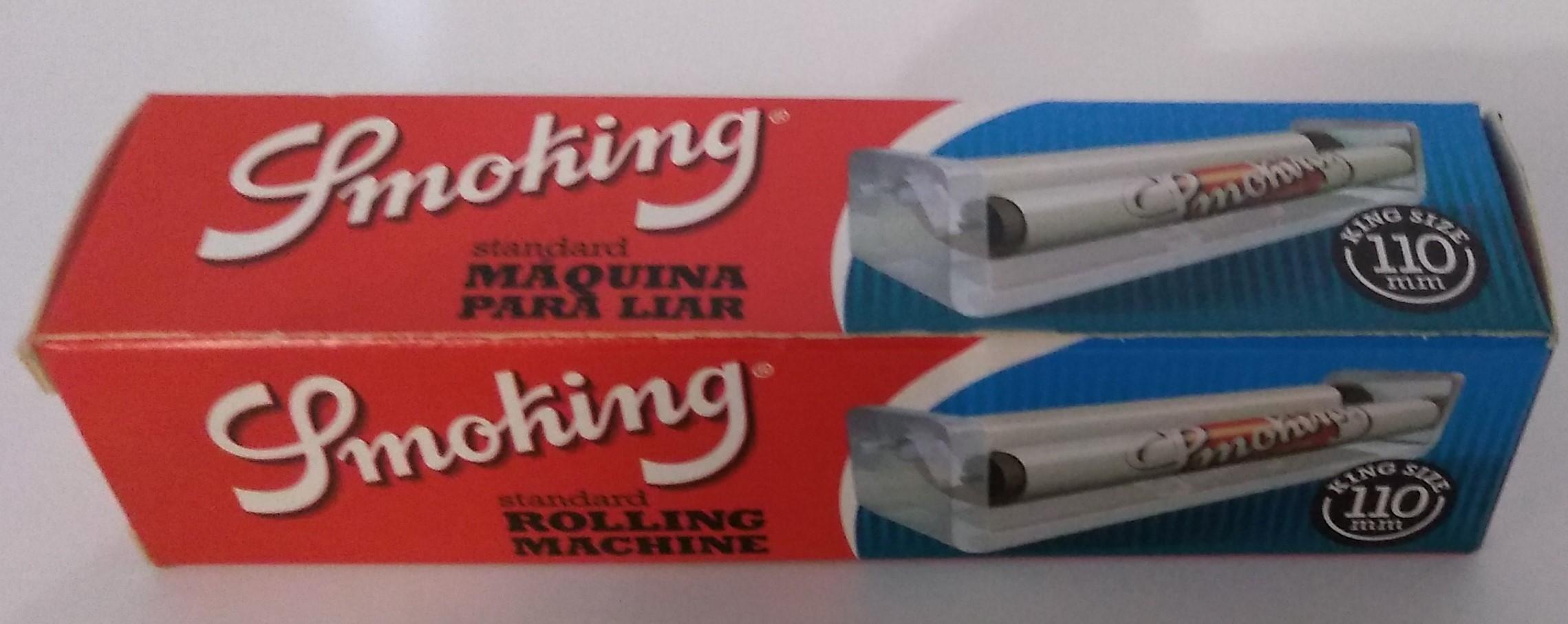 Maquina Smoking King Size