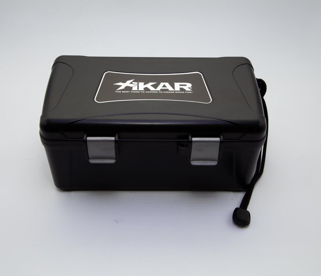 Caixa Umidora para Viagem Xikar p/15