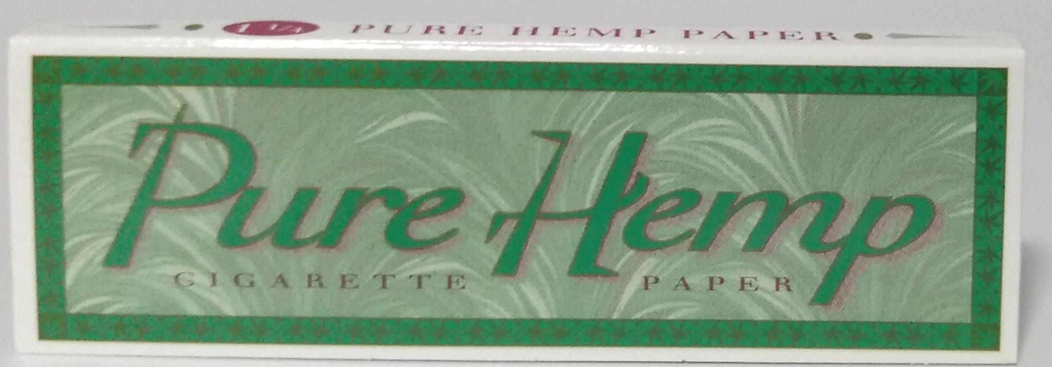 Papel Pure Hemp  1.1/4