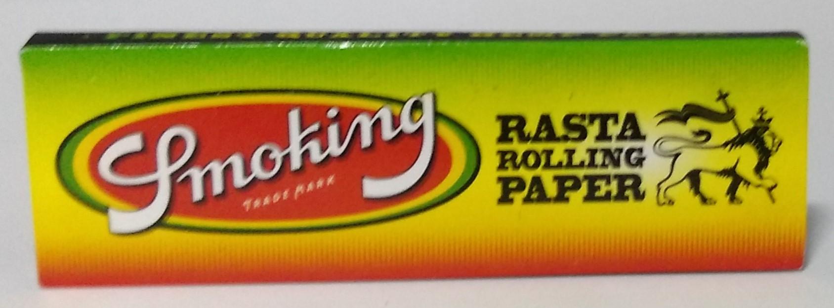 Papel Smoking Rasta 1.1/4