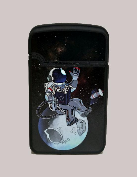 Zengaz Royal Jet Ilustrado Astronauta