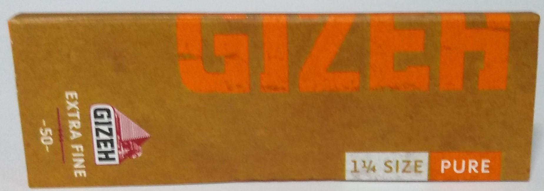 Papel Gizeh Organica  1.1/4 -