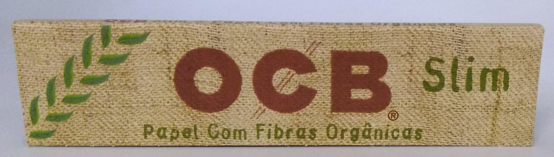 Papel OCB Organico  King Size -