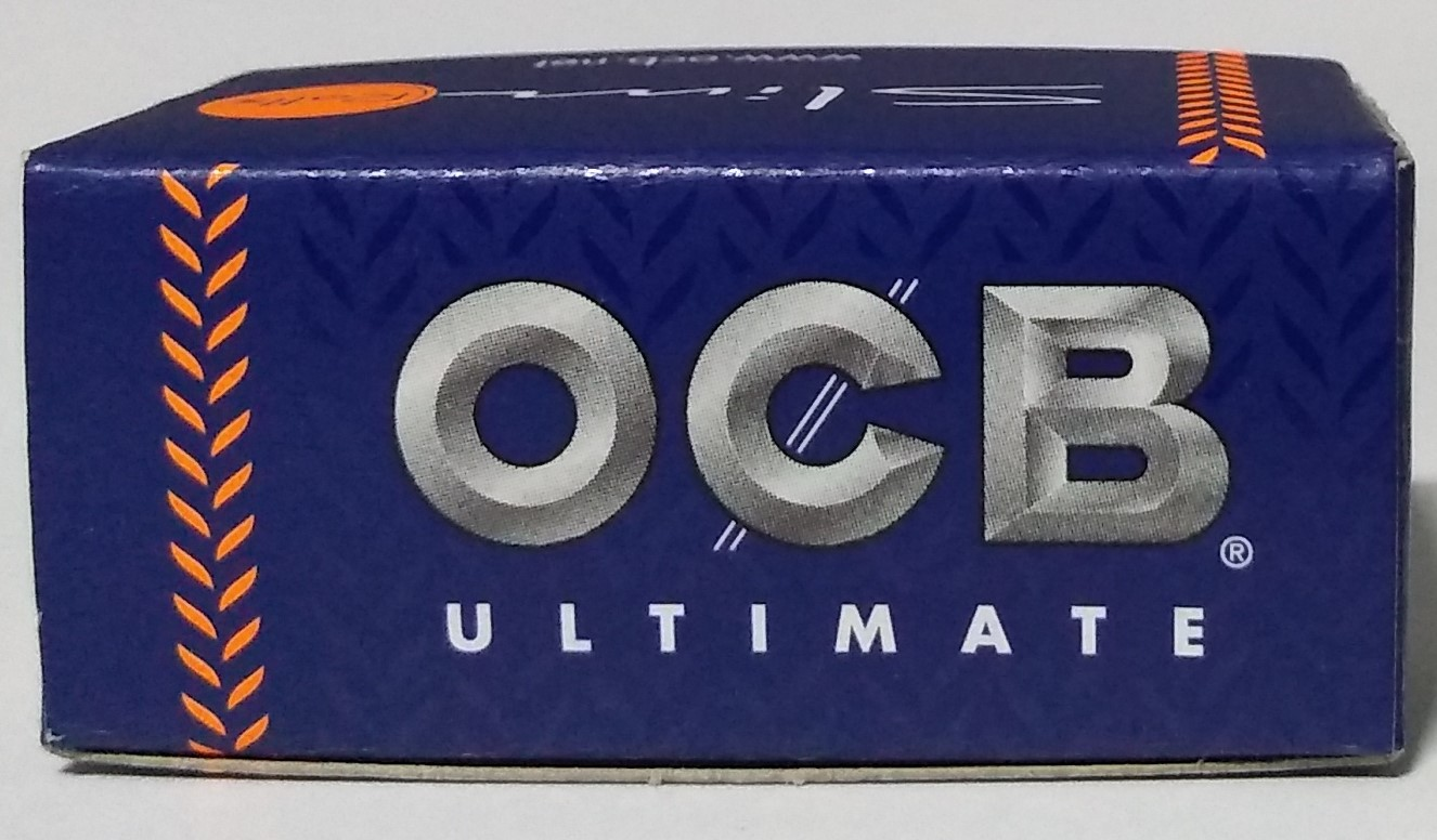 Papel OCB Ultimate Rolls