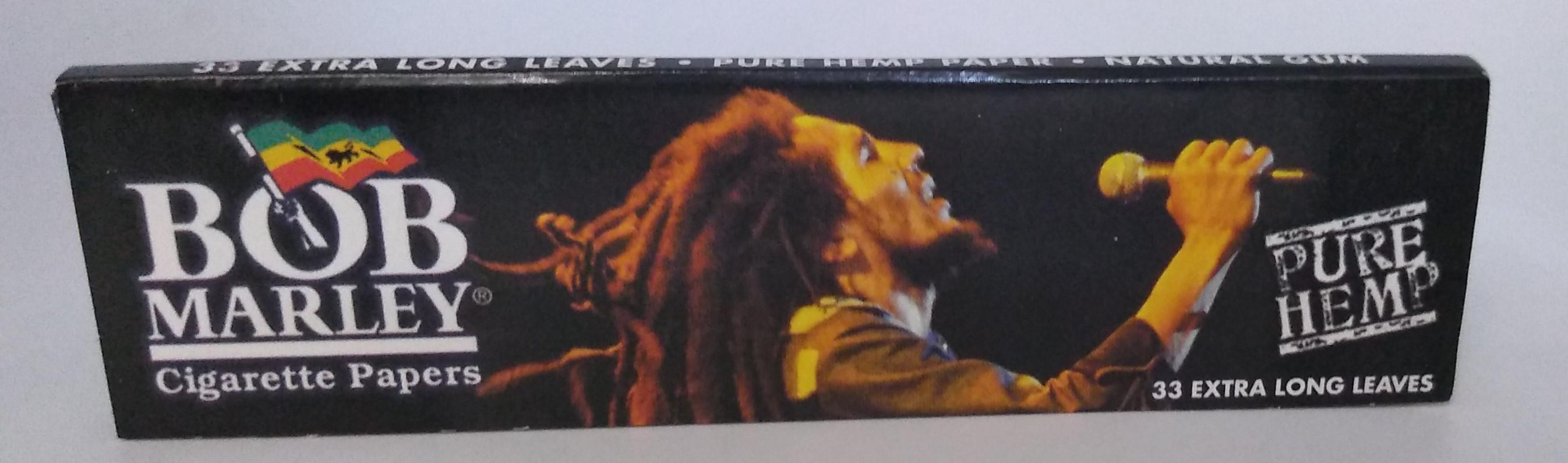 Papel Bob Marley King Size