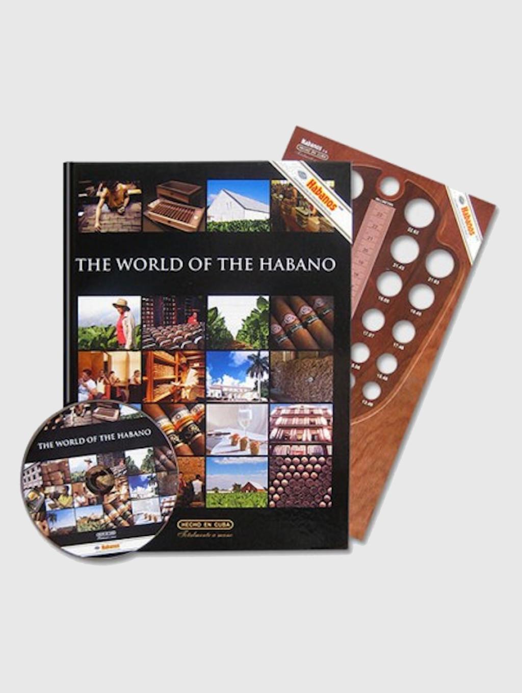 Livro El Mundo Del Habano - Idioma: Espanhol